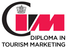 Catapult PR - 2012 CIM Diploma in Tourism Marketing