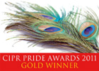Catapult PR - 2011 CIPR PRide Gold Award Winner