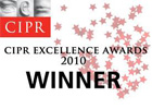 Catapult PR - 2010 CIPR Excellence Award Winner