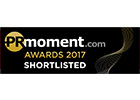 Catapult PR - 2017 PRMoments.com Awards