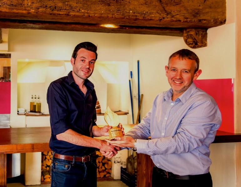 Derbyshire Dining Pub Scoops Britains Third Woody Award