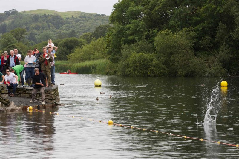 All England Stone Skimming Championships 2017
