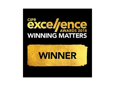 CIPR Excellence Awards 2018