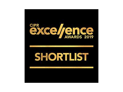 CIPR Excellence Awards 2019