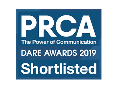 PRCA Dare Awards 2019