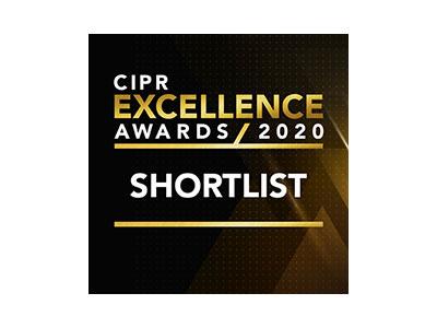 CIPR Excellence Awards 2020