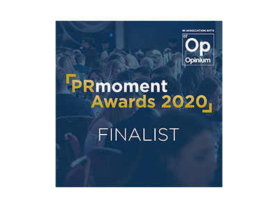 PR Moment Awards 2020