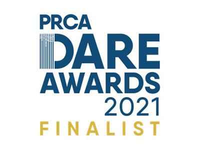 PRCA DARE Awards 2021
