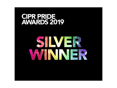 CIPR Pride Silver Award 2019