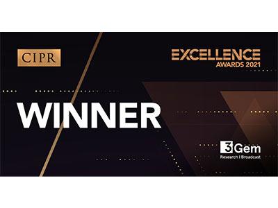 CIPR Excellence Awards 2021